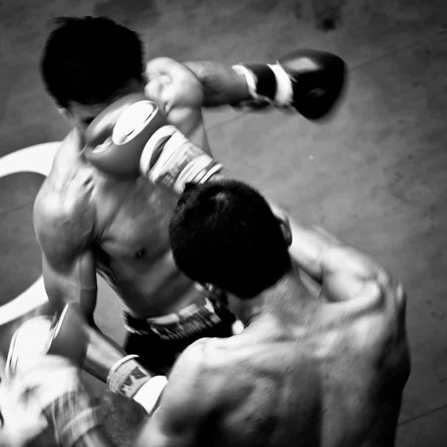 muay thai thai boxing kickboxing