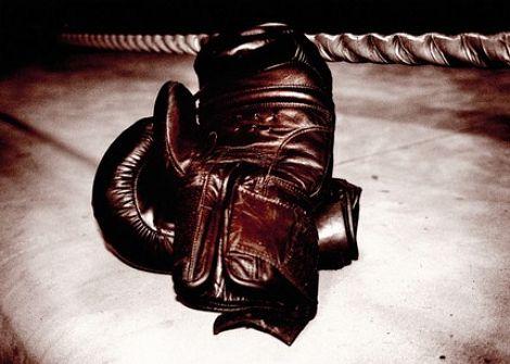 γαντια του μποξ - πυγμαχιας