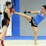 kick boxing for women