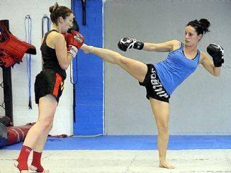 Kick boxing for Women