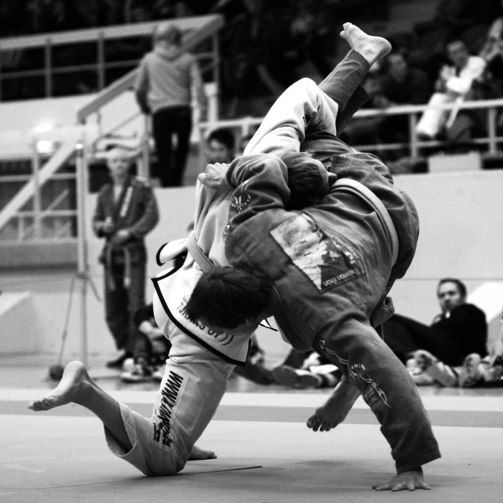 Kettlebell Training For Mixed Martial Arts Brazilian Jiu: Fighting Brazilian Jiu Jitsu Peristeri Bjj