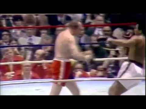 Muhammad Ali knock downι