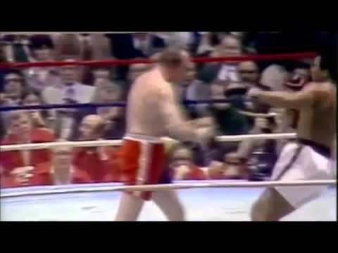 Muhammad Ali knock downι