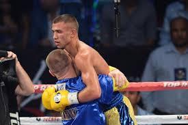 Vasyl Lomachenko vs Gary Russell Jr