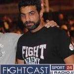 Πυγμαχικό Fightcast με τον Βασίλη Οικονόμου 17/7/2016