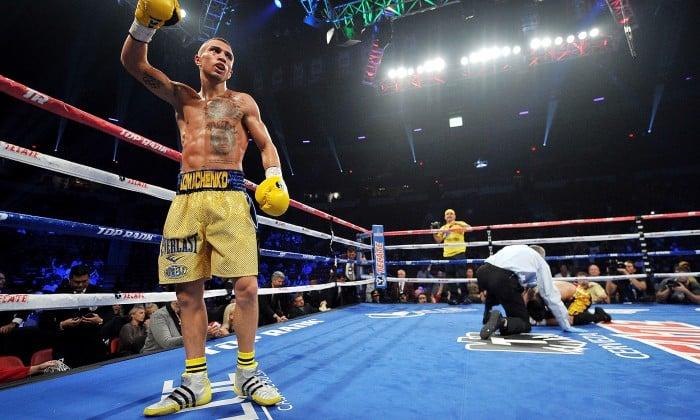 Vasyl Lomachenko Τεχνικές πυγμαχίας και τρικ – Boxing techniques and tricks.