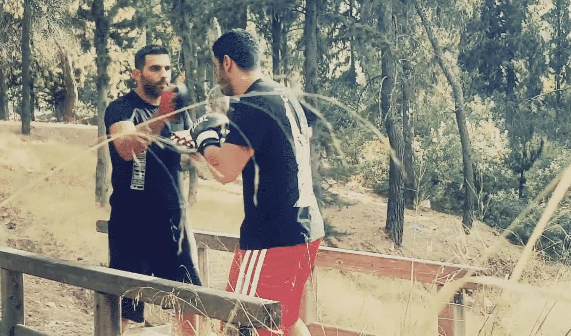 Μια ξεχωριστή προπόνηση στη φύση διοργάνωσε το Fight Academy - motivational video