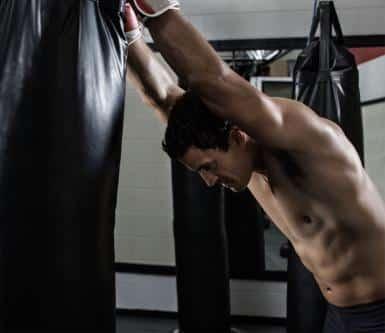 Υπερπροπόνηση στην πυγμαχία