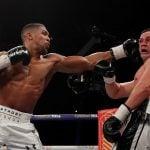 Anthony Joshua vs Joseph Parker | Ανάλυση αγώνα