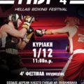 4ο Φεστιβάλ Πυγμαχίας