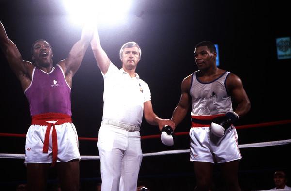 Ο Henry Tillman είναι ο πυγμάχος που απέκλεισε τον Mike Tyson από τους Ολυμπιακούς Αγώνες του Λος Άντζελες το 1984