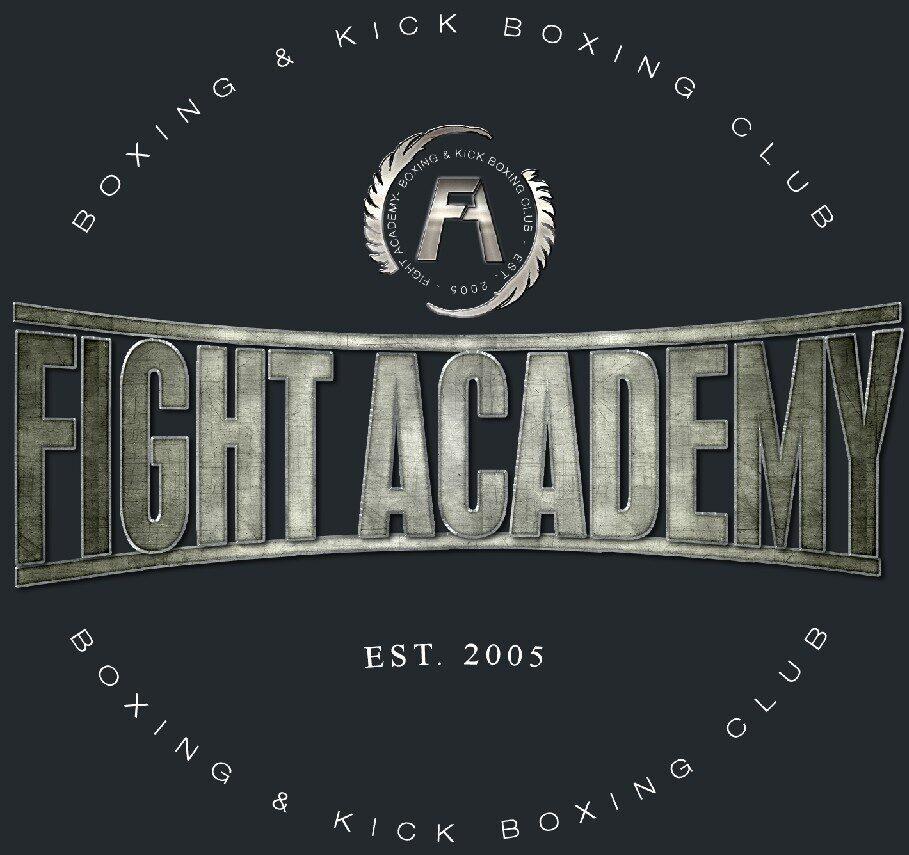 Πυγμαχία & Kick Boxing Περιστέρι  |  Fight Academy Club Λογότυπο